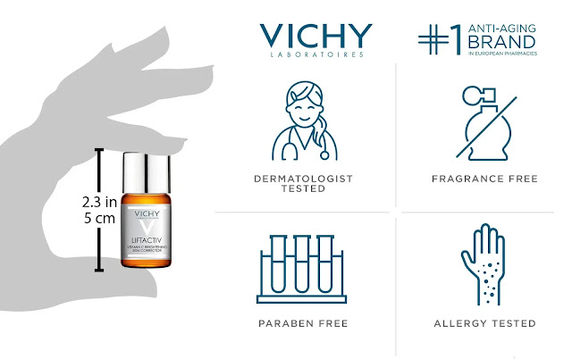 Vichy LiftActiv Vitamin C Serum review