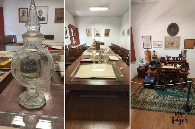 Fazenda Lageado museu