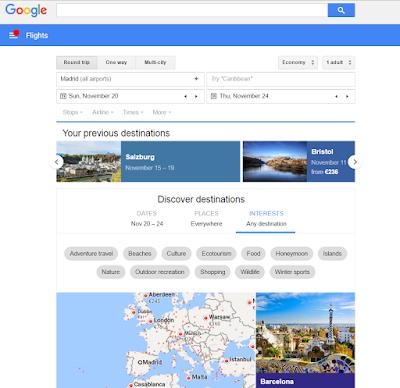 google flights buscar vuelos baratos