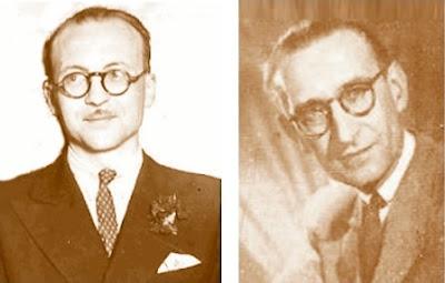 Rafael Llorens y Ricard Guinart