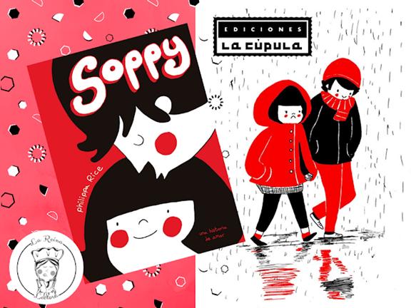 reseña cómic soppy historia amor