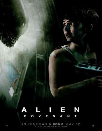 Alien Covenant 2017 Hindi Dual Audio BRRip Full Movie Download