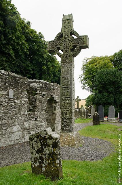 Cruces Celtas Monasterboice Irlanda