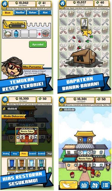 Game Nasi Goreng Apk Terbaru for Android