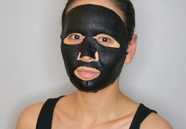7th Heaven Charcoal Tonic Mask Review