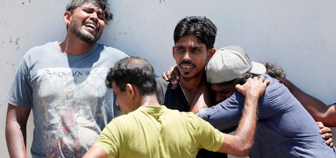 O MUNDO É UMA BOMBA: Explosões em igrejas e hotéis deixam mortos e feridos no Sri Lanka