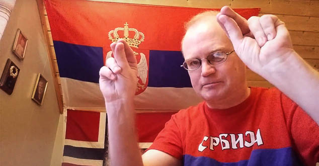 Кристиан Каш: Да сам Србин борио бих се против НАТО-а свим срцем! (ВИДЕО)