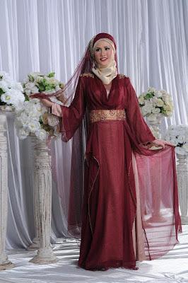 Gambar Baju Pengantin Rabbani