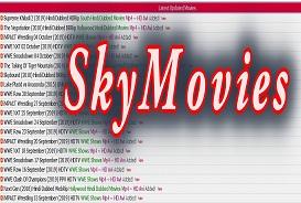 Skymovies: Download Free Hollywood, Bollywood, Punjabi, Marathi & South Hindi Movies on Skymovies.com