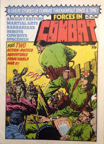 Forces in Combat #11