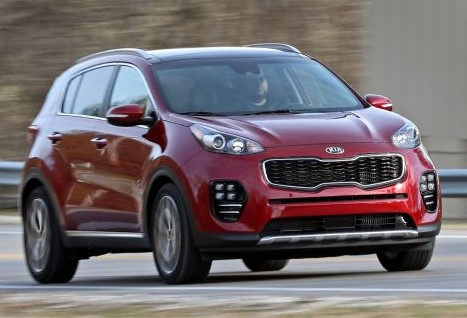 2017 Kia Sportage sx turbo version for sale