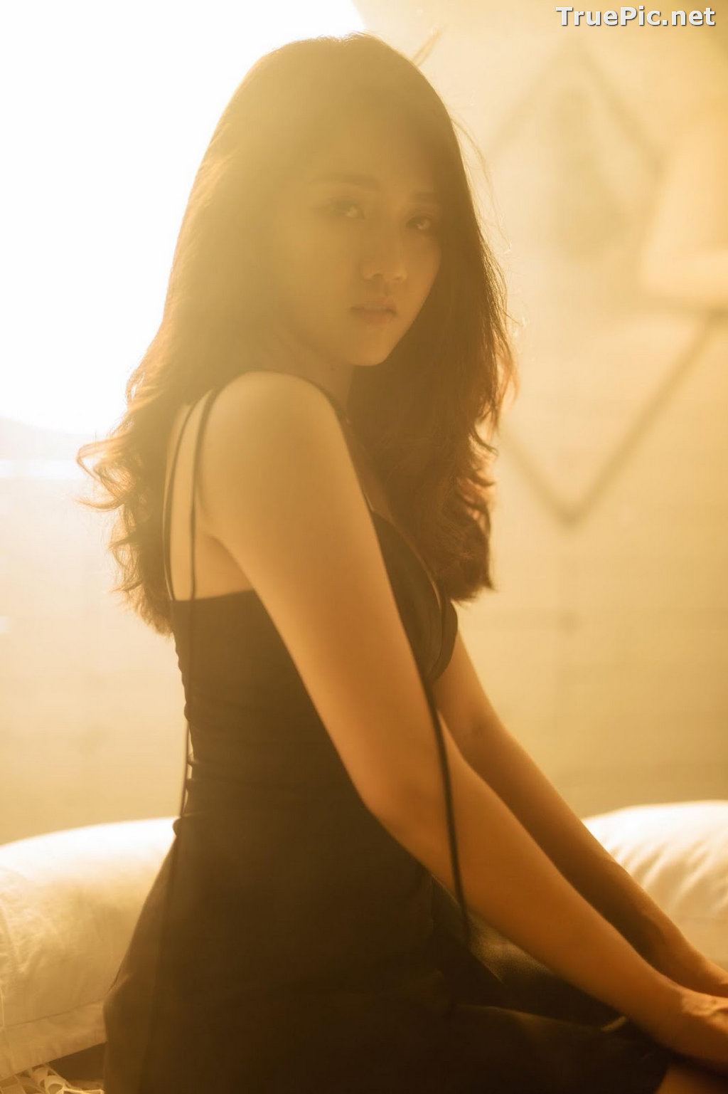 Image Vietnamese Hot Girl - Nguyen Hoang Kieu Trinh - My Black Angel - TruePic.net - Picture-18