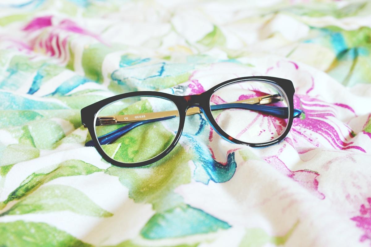 Guess okulary oprawki