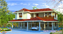 Beautiful Villa House Design