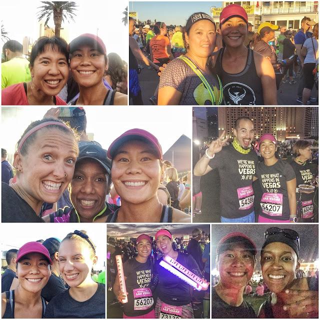 Rock'n'Roll Las Vegas Half Marathon Race Recap