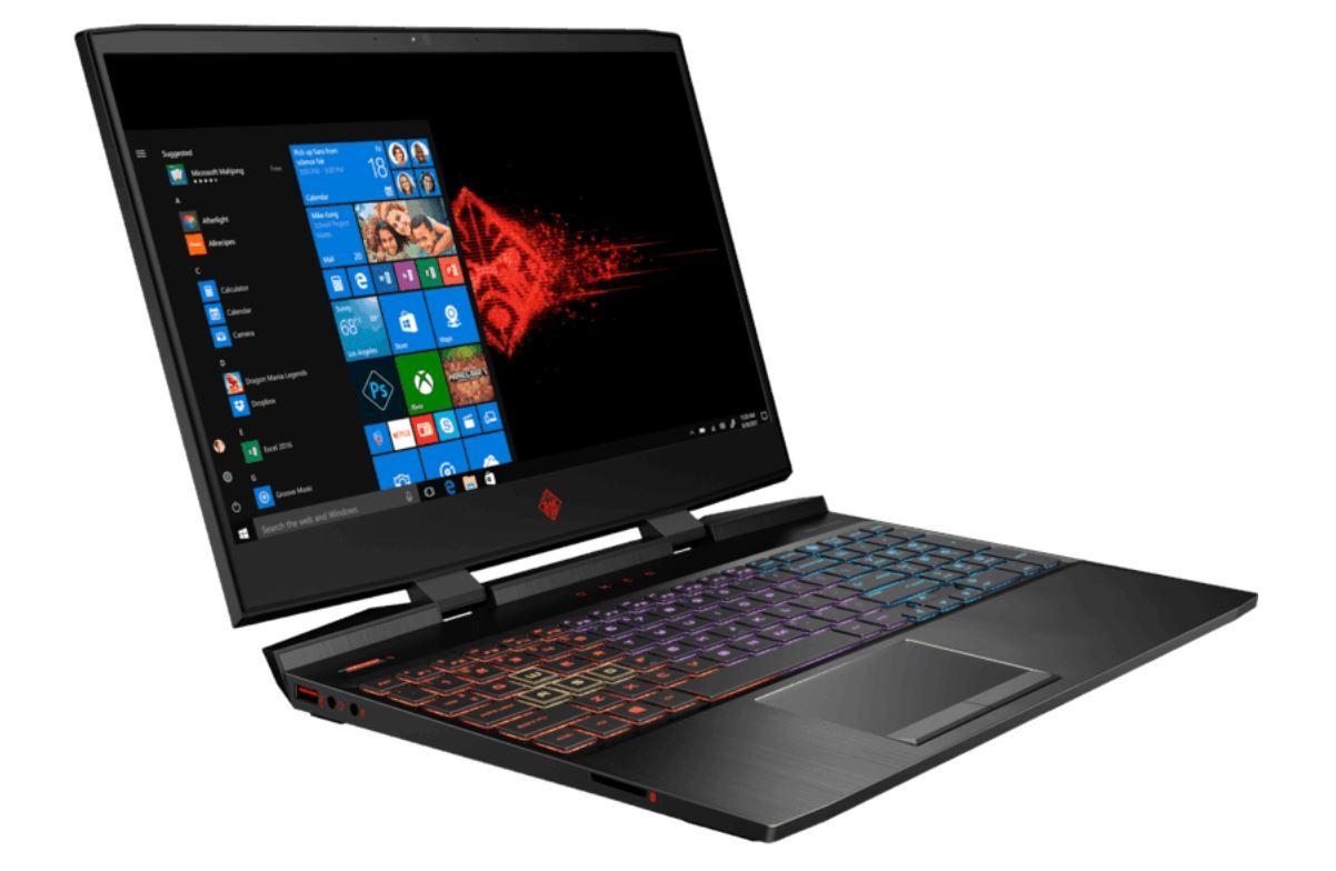 Hp Omen 15 Dc1111tx Laptop Gaming Terbaru 2020 Dengan Geforce Gtx 1660 Ti