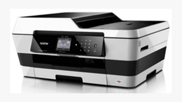 Cara Koneksi Wifi Printer Brother MFC J3520