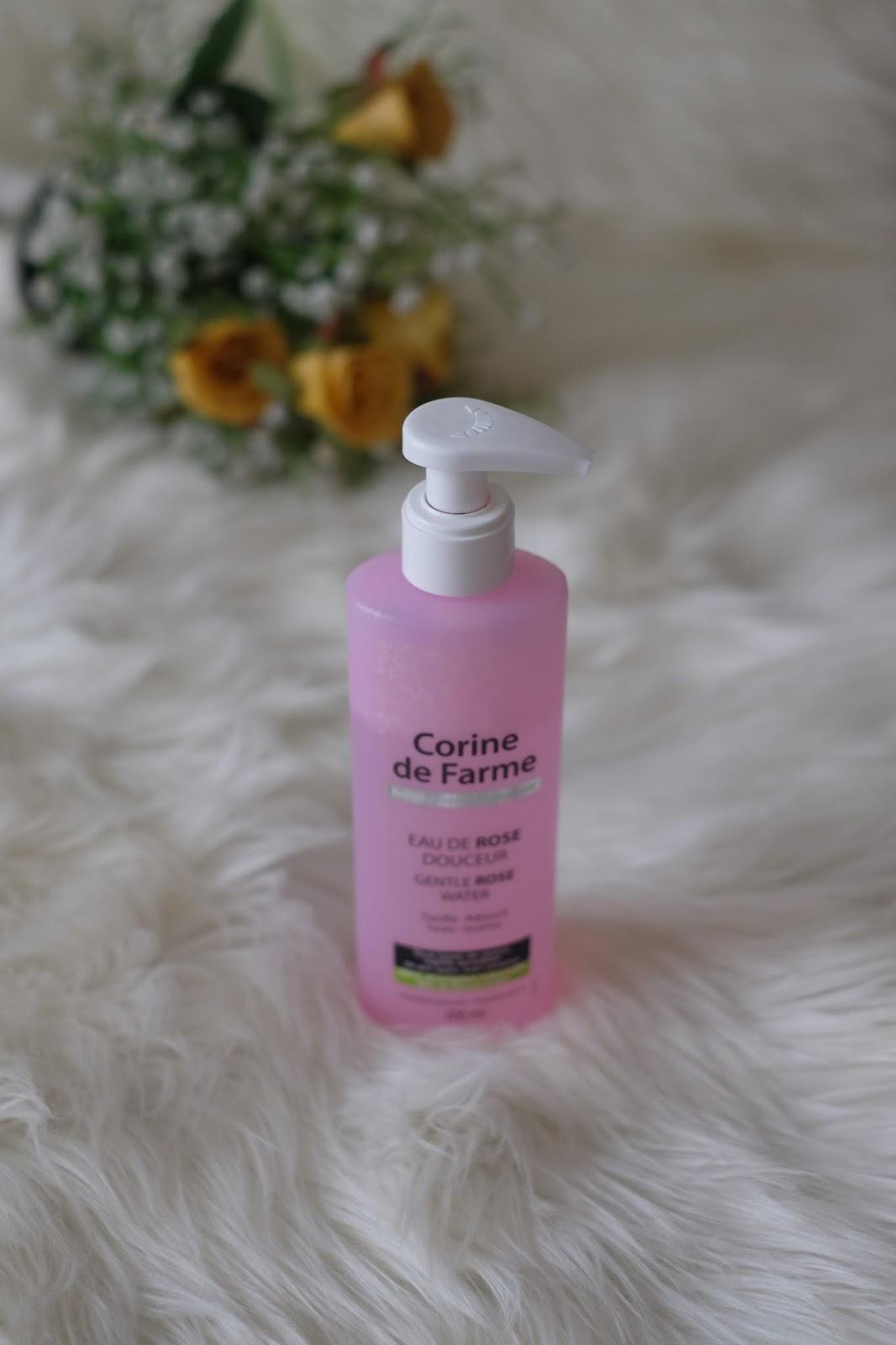 Corine De Farme Gentle Rose Water Pembersih Wajah 200 Ml Best Buy Bundling Mild Protecting Gel