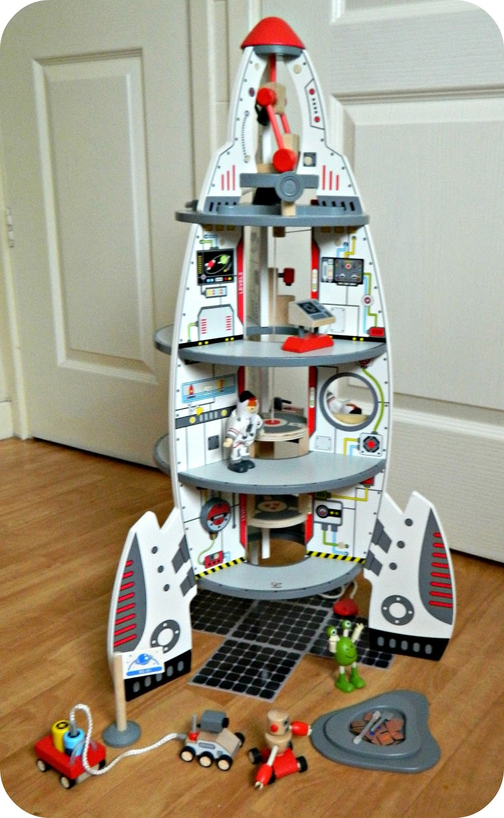 The Hape Discovery Space Centre - A Review for Izziwizzi ...