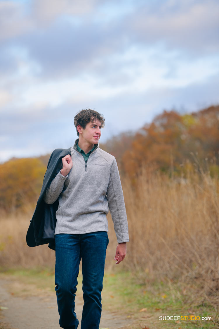 Tecumseh High School Senior Pictures in Nature by SudeepStudio.com Ann Arbor Senior Portrait Photographer
