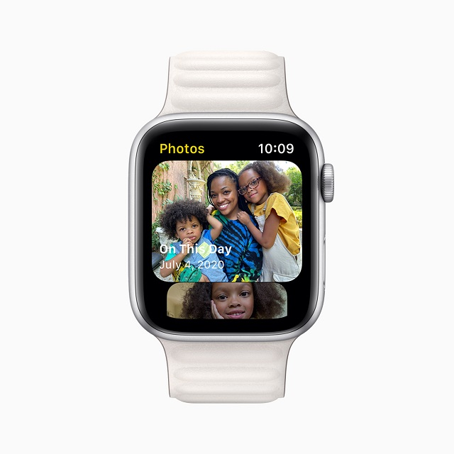 WatchOS 8 Update with New Features