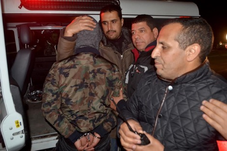 الجهوية 24 - إيقاف 3 لصوص تسببوا في قتل عجوز بمراكش