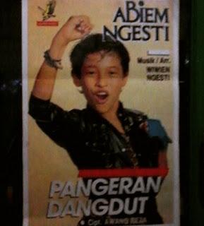 "Profil, Biografi, Dan Biodata Abiem Ngesti ""Penyanyi Cilik""-""Pangeran Dangdut"""