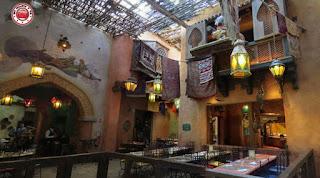 Disneyland Paris - Agrabah café