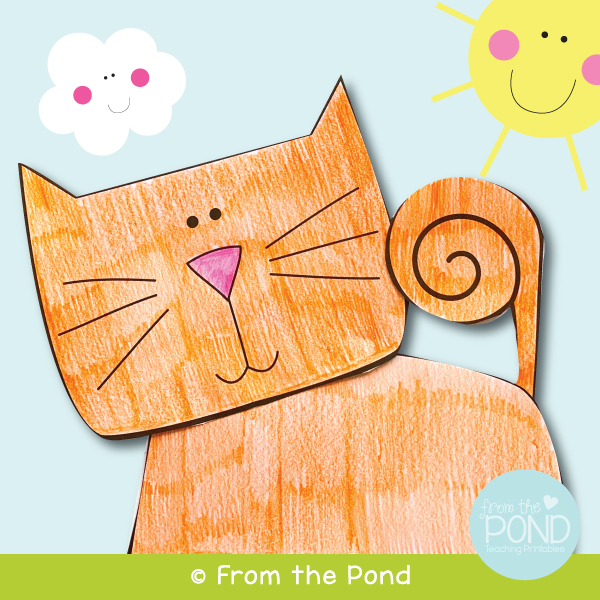 Cat Craft for Kids Free