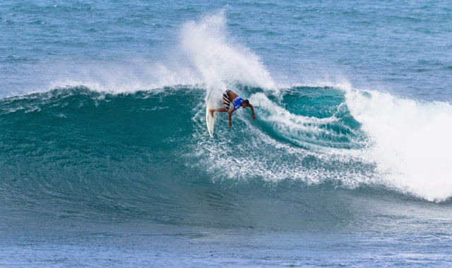 43 Vans World Cup of Sufing 2014 David do Carmo Foto ASP