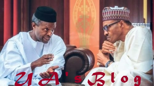 Vice President, Osinbajo Disagrees With Buhari On State Police