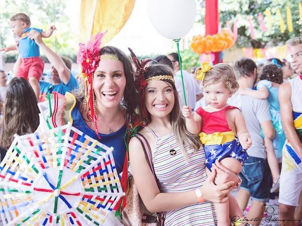Curtindo o carnaval em Recife