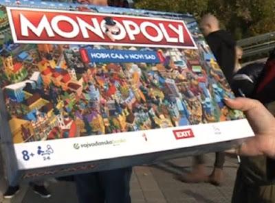 Upoznavanje igara monopola