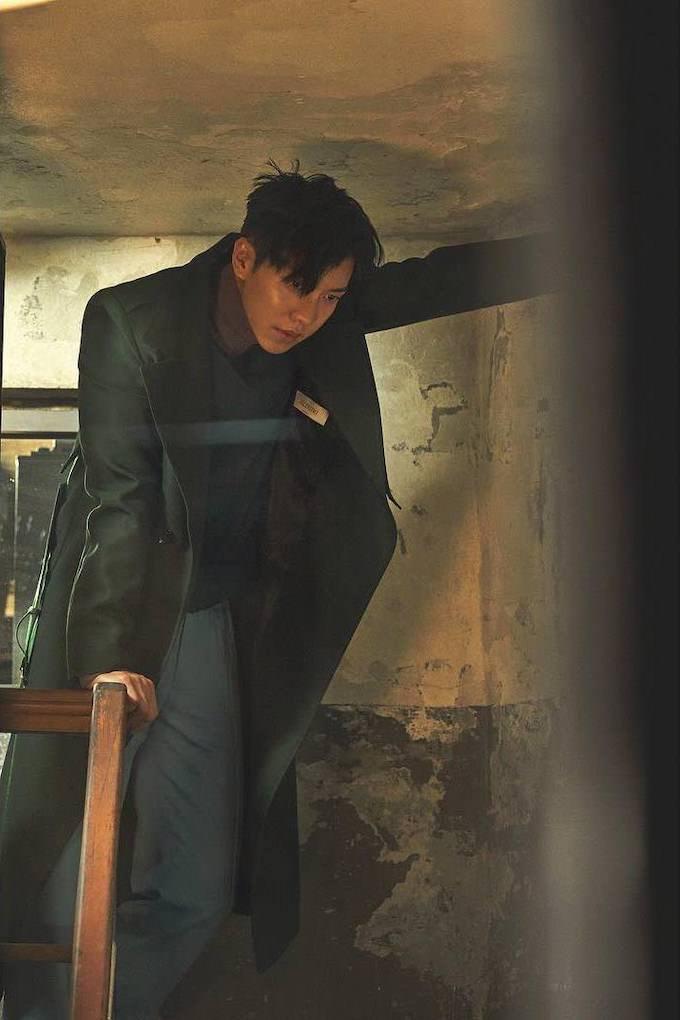 Lee Seung Gi, Lee Seung Gi L'Officiel Hommes, Lee Seung Gi 2018, 이승기