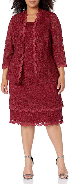 Cheap Plus Size Mother of The Bride Dresses With Jackets