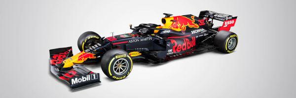 Bolid Formula 1 Red Bull Racing 2020
