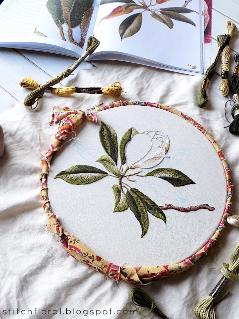 Magnolia Stitch Along