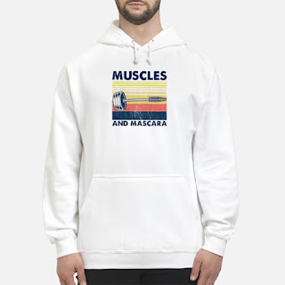 Muscles And Mascara Vintage Shirt 6