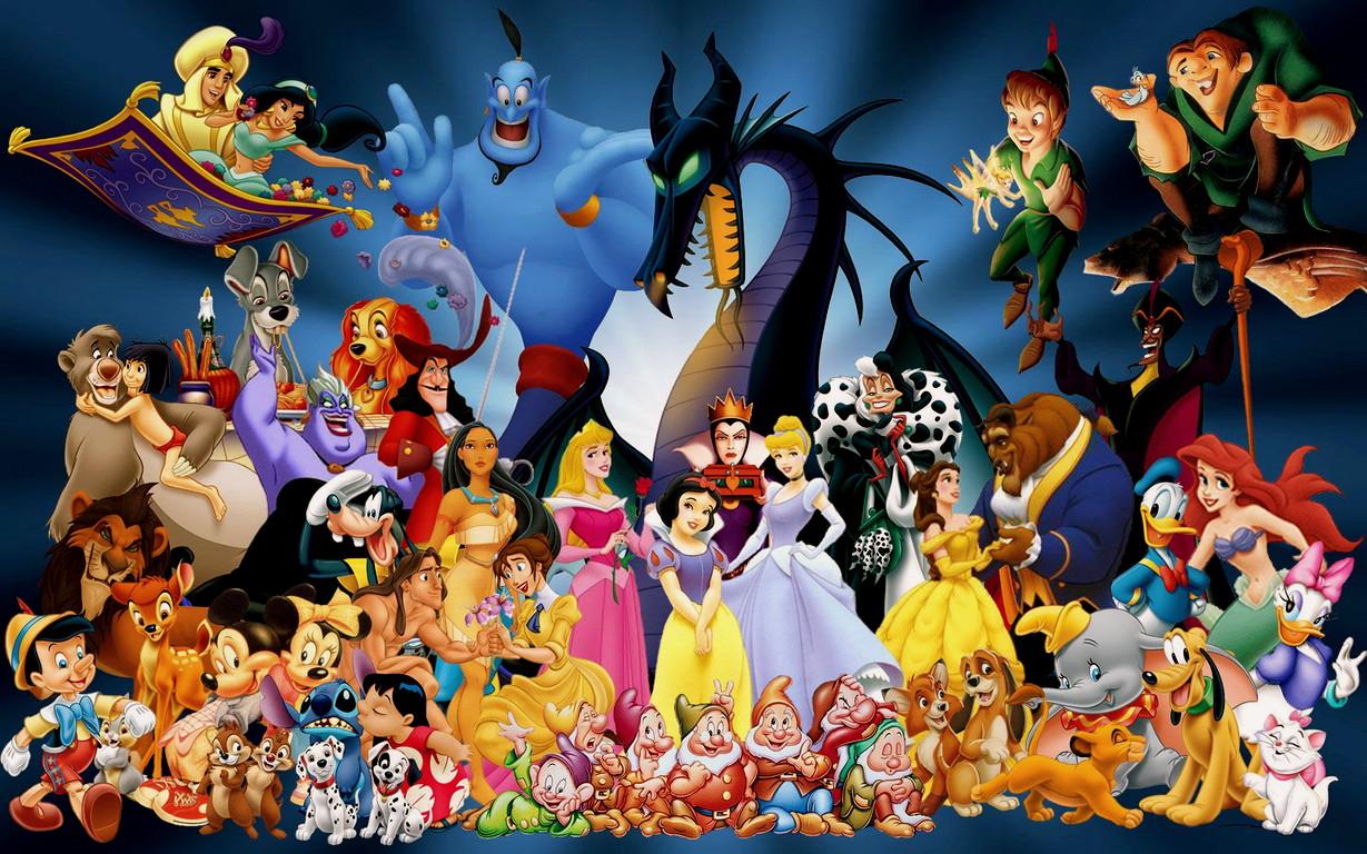 Disney Animated Princess Movies List