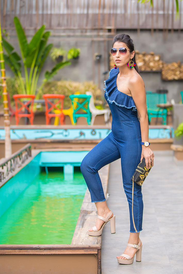 c6c98133a5 Top Fashion Trends - Go Grecian with one-shoulder jumpsuit