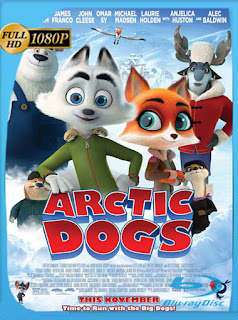 Arctic Dogs (2018) HD [1080p] Latino [Google Drive] Panchirulo