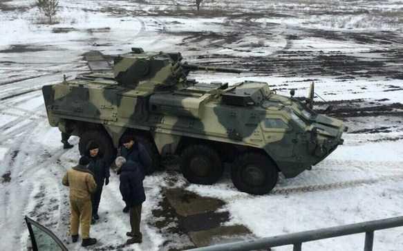 Mesin Kendaraan Lapis Baja Deutz Jerman Akan Diadopsi Oleh BTR-4 Ukraina