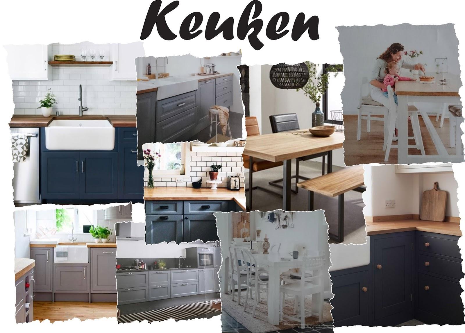 Schoolbordverf De Keuken : Keukenachterwand wat zijn de mogelijkheden