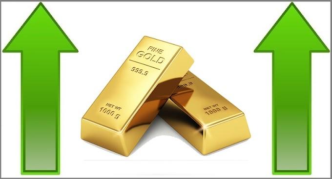 المتوقع ان يكون الذهب صفقه رابحه خلال الفتره القادمه والعوده نحو الصعود من جديد