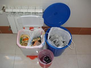 Beceite, gestión residuos urbanos, correcta separción