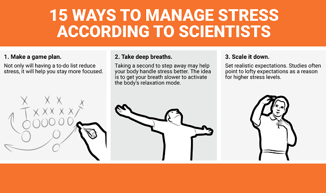 15 Ways to Manage Stress According to Scientists