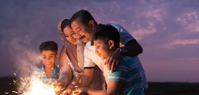 Diwali will be healthy for young children as well when you keep these things in mind