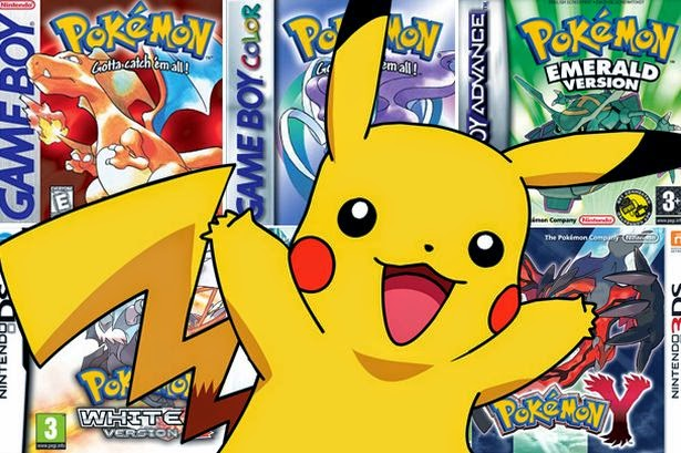 Novablog: Free Download of all the Pokémon Roms (in English) from