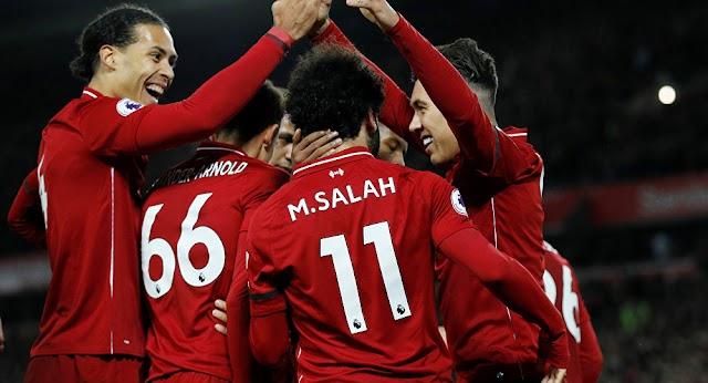 ليفربول يتصدر عوائد بث الدوري الإنجليزي بـ 149 مليون جنيه إسترلينى (انجاز جديد)
