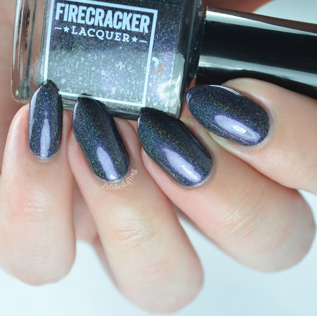 Firecracker Lacquer Fear Cuts Deeper Than Swords